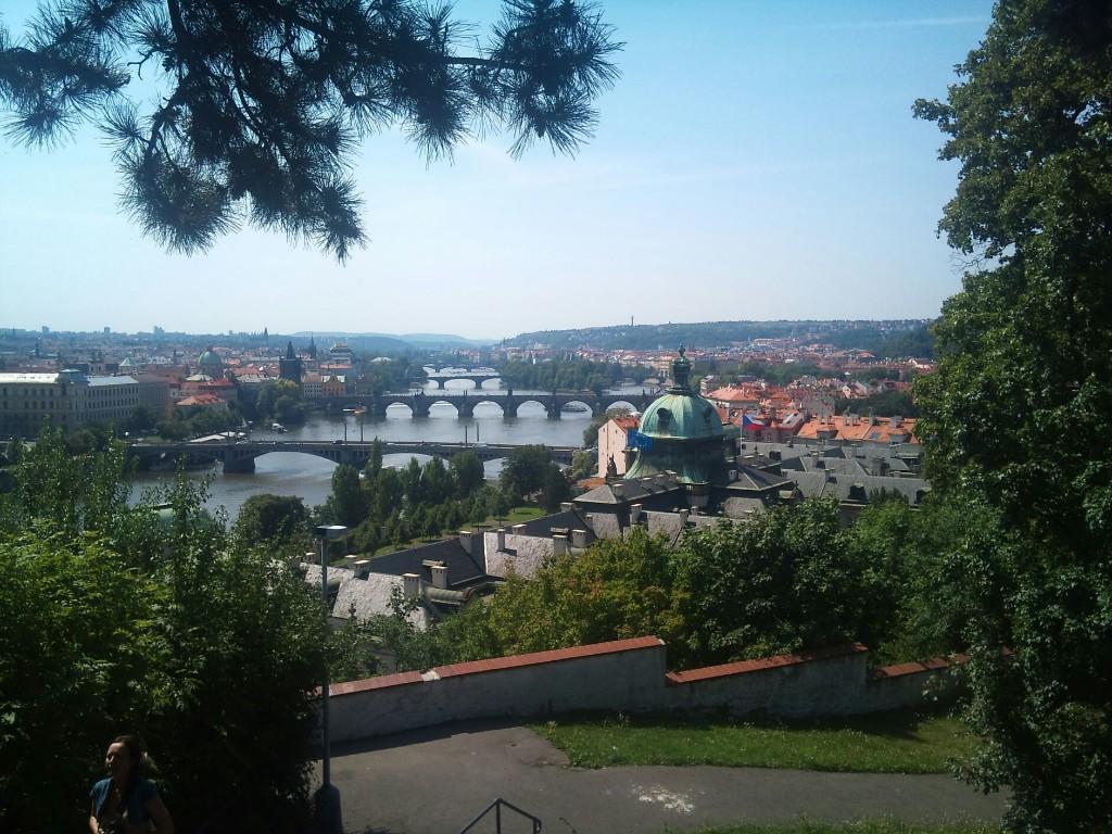 Prague - Praag - Praha - cover