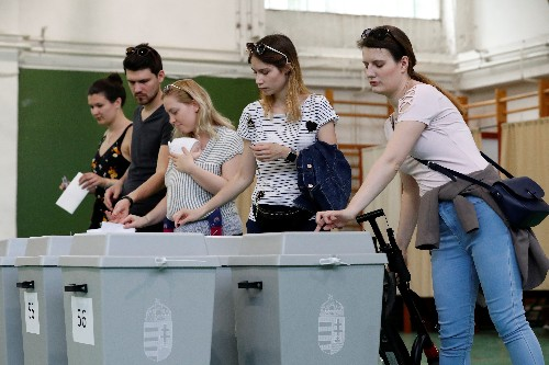 EU vote turnout estimate at around 50%