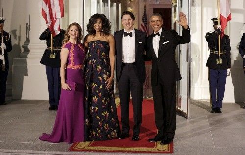 US Canada Summit and State Dinner: Pictures