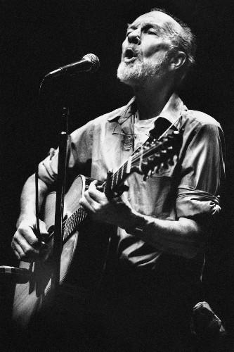 Pete Seeger, Folk Singer and Activist
