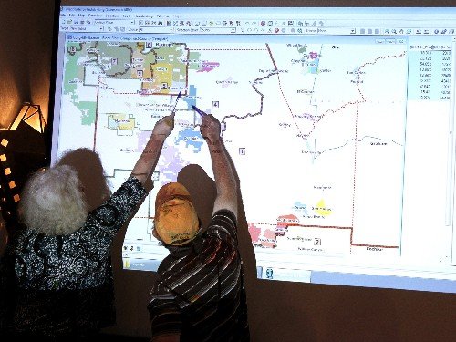 Number of states using redistricting commissions growing