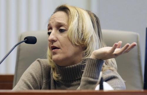 N Carolina elections head says ballots handled illegally