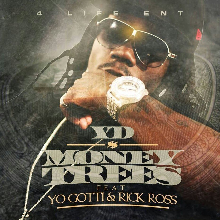 "@THEREALYD ft @RickyRozay ""MONEY TREES"" NEW HIT SINGLE Get it now on ITunes... #4LifeEnt #VGBENT #MMG"