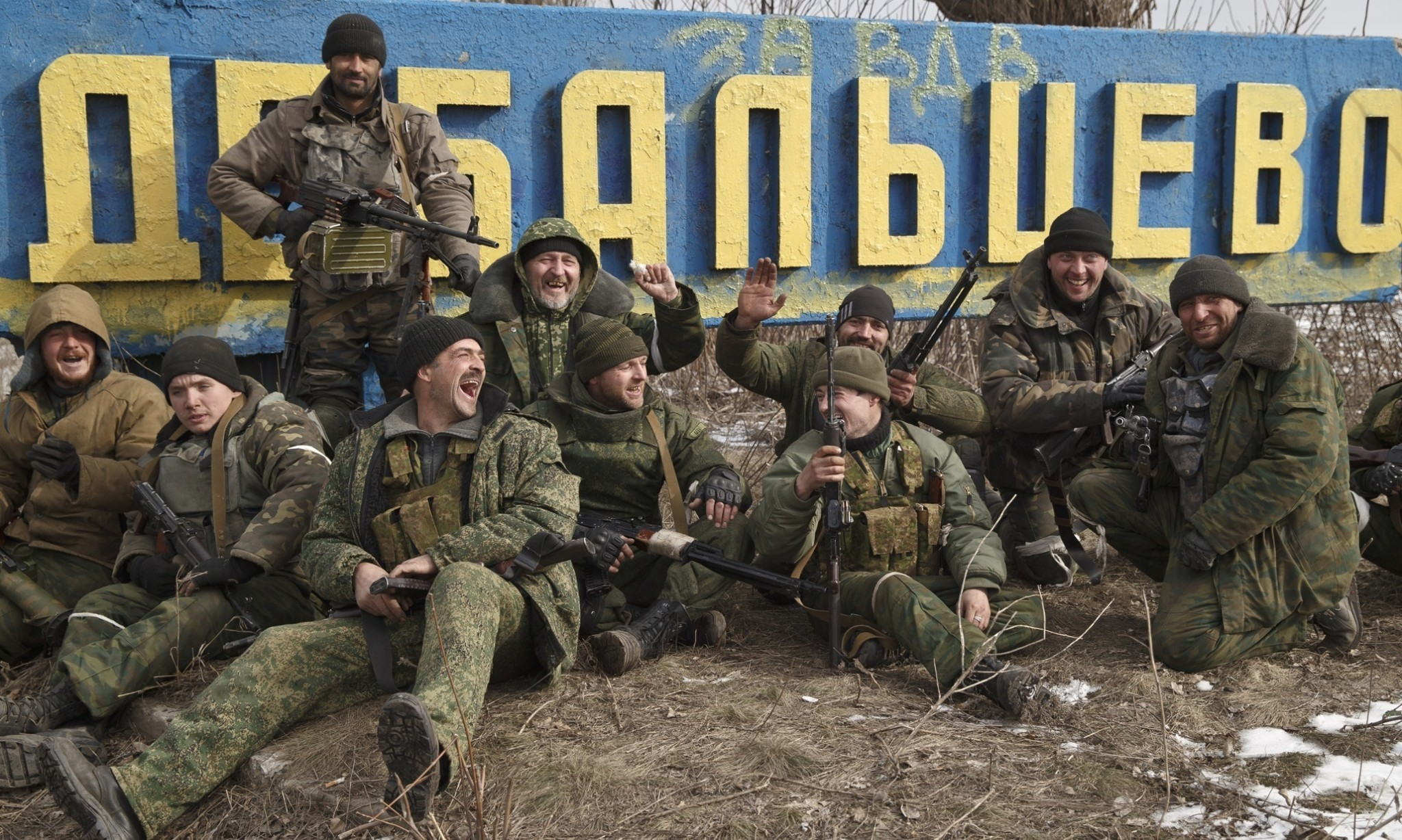 Pro-Russia victors vow to ignore deal for ceasefire in Ukraine
