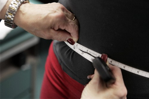 About 40% of US adults are obese, government survey finds