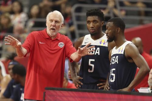 US loses to Serbia 94-89, assuring worst big-tourney finish