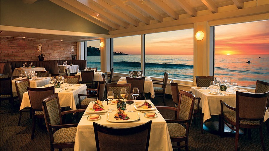 100 Most Scenic Restaurants in America, According to OpenTable