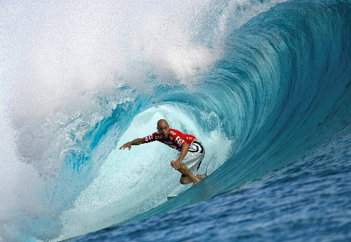 Olympics: Tahiti preferred choice for Paris 2024 surfing events