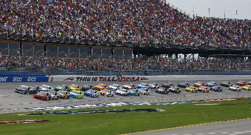 NASCAR throws the flag on trying to liven up qualifying