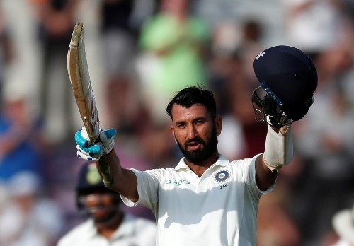 Pujara joins Gloucestershire for six matches