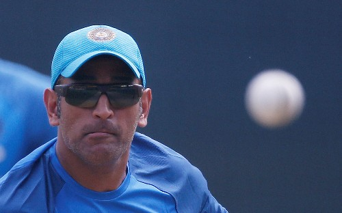Cricket: Dhoni must quit international game before he's pushed - Gavaskar