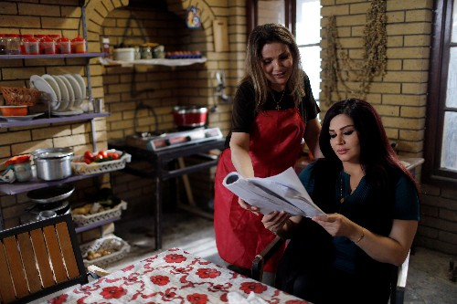 Iraq's racy TV in Ramadan revives an industry - and draws censure