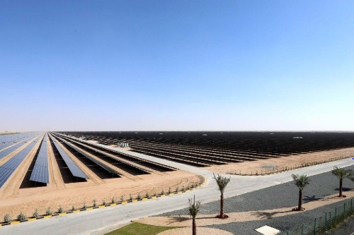 Can The Middle East Make A Success Of Renewable Energy? It May Not Have A Choice