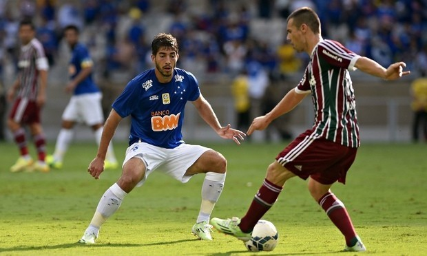 Real Madrid closing in on signing of Cruzeiro's Lucas Silva for €15m