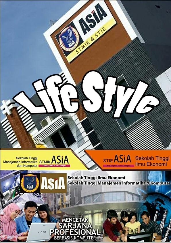 STMIK ASIA MALANG - Magazine cover