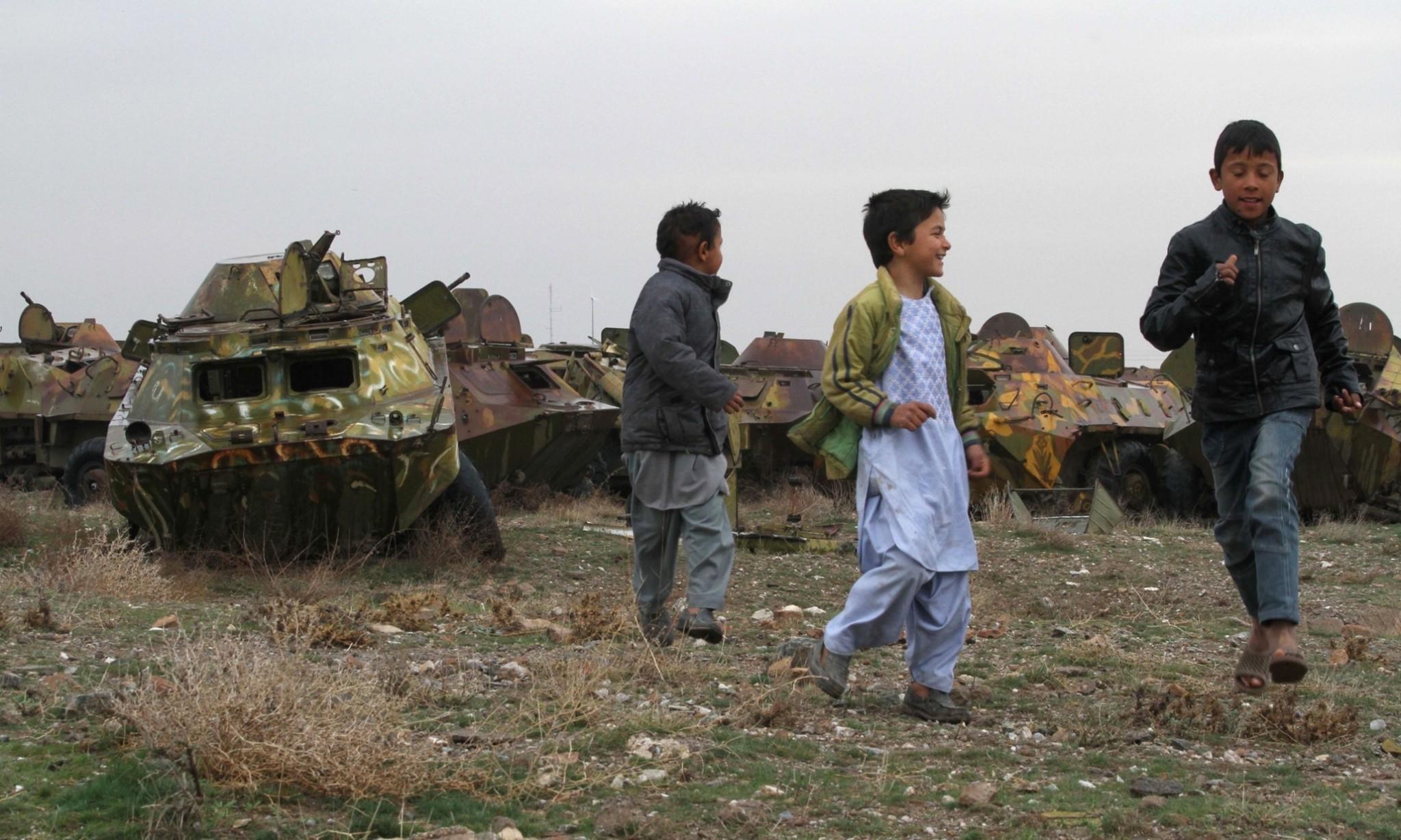 Afghan civilian deaths hit record high