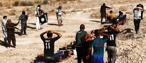 This Might Be The Most Horrific Single Atrocity ISIS Has Ever Committed