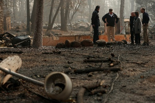 Search on for 1,276 now missing after California's deadliest wildfire