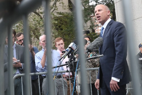 Lawyer Avenatti seeks to end 'vindictive' Nike prosecution he blames on Trump feud
