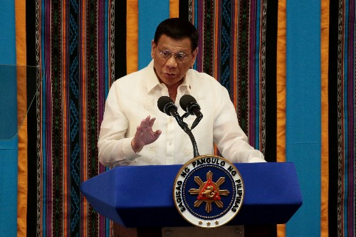 Preferably dead: Philippines' Duterte seeks freed inmates' capture