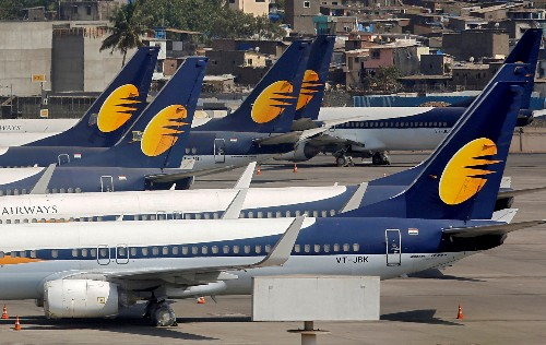 India's Jet Airways plunges as bourse moves to limit speculative trading