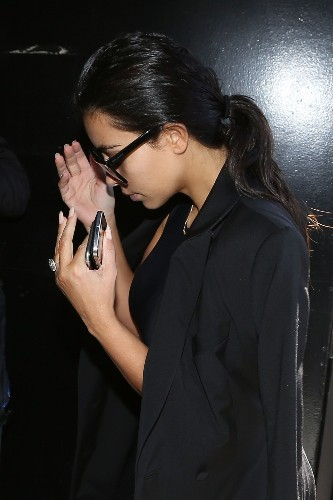 Kim Does Paris: In Pictures