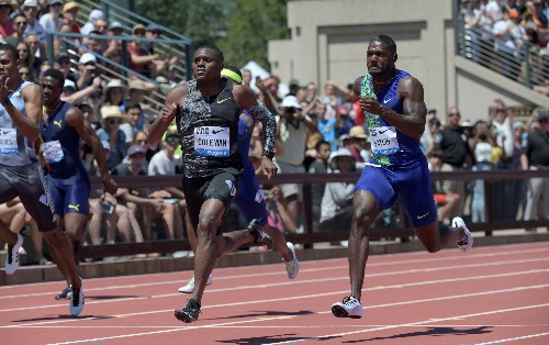 Athletics: Forget his age, Gatlin is ready to battle for another world title