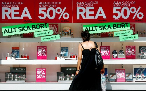 Swedish economy expected to slow this year: Reuters poll
