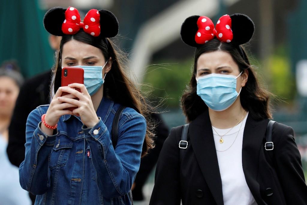 Disneyland Paris cerrará nuevamente ya que Francia ordena segundo confinamiento por virus