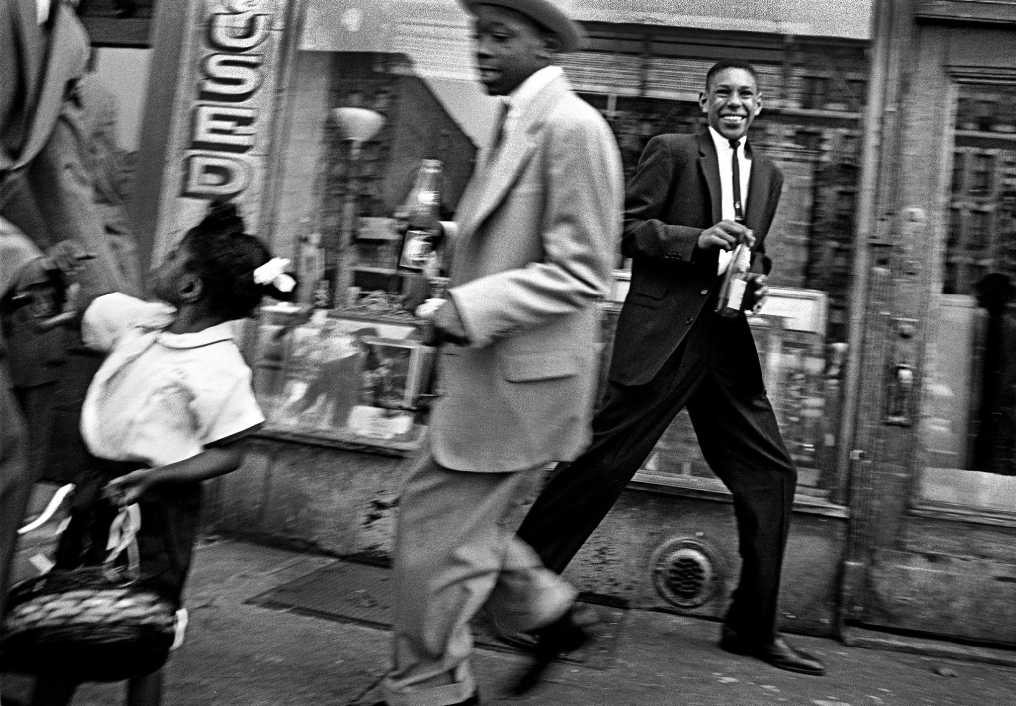 William Klein: 'My pictures showed everything I resented about America'