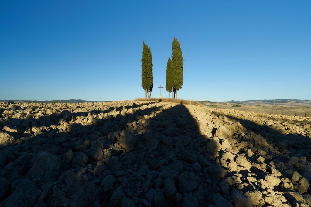 Tuscany Landscape - Magazine cover