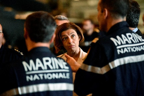 French minister expresses concern about long-term U.S. commitment to NATO