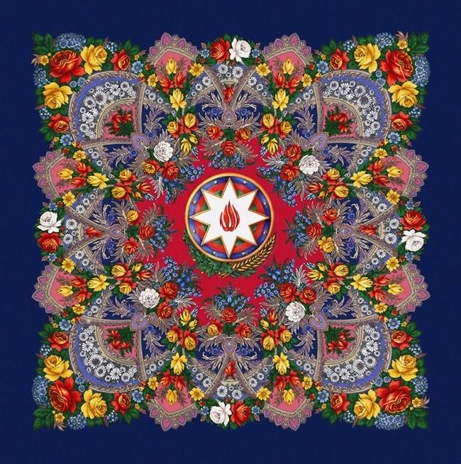 Азербайджан 1 - cover