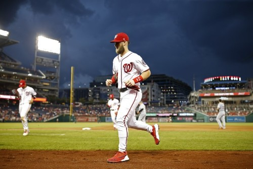 MLB notebook: Giants, Phillies reportedly in lead for Harper