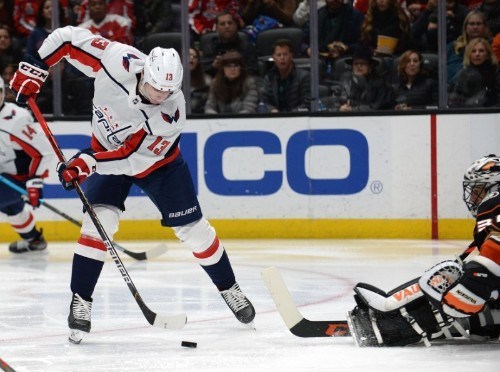 NHL roundup: Capitals extend win streak to 6