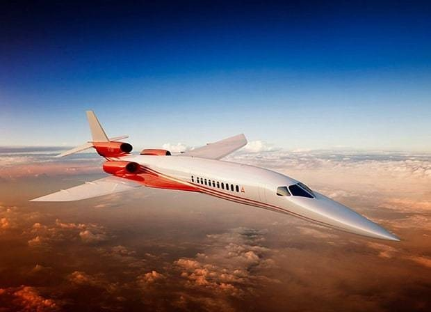 Rolls-Royce set to go supersonic again