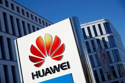 Chinese government doesn't get involved in Huawei's business: German boss