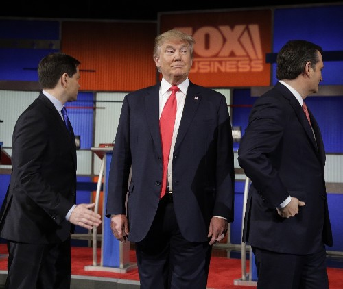 GOP Debate in South Carolina: Pictures