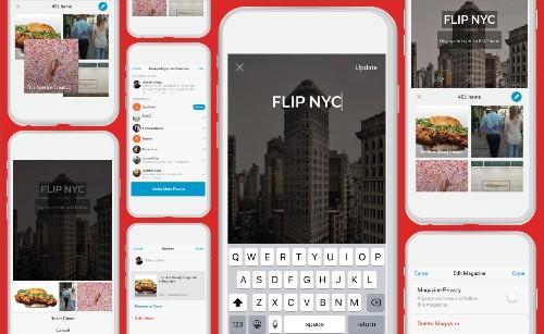 Les outils de créateur de magazines sont désormais disponibles sur iOS.