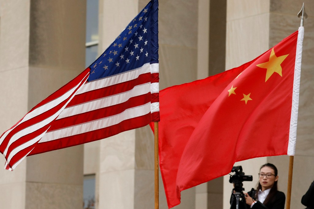 'Vast' U.S. business expansion in China may threaten U.S. tech leadership - report