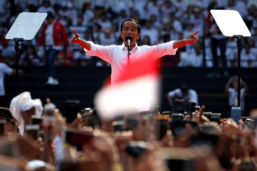 Indonesia election fraud allegations are 'baseless': security minister