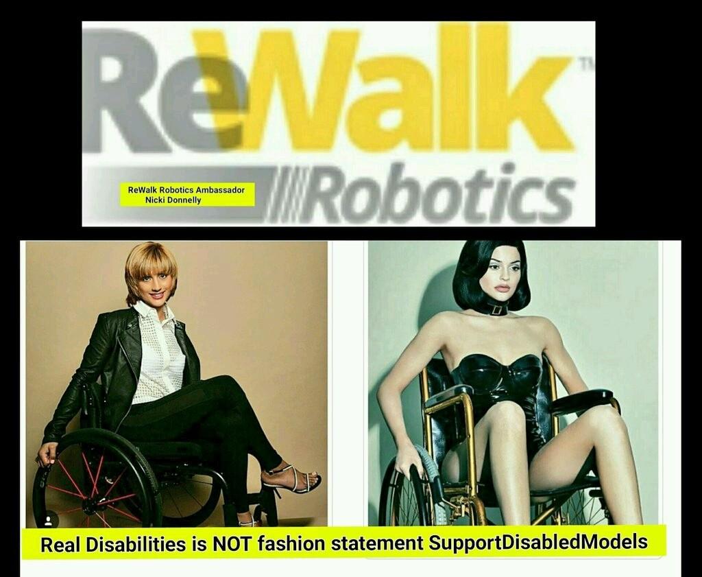 REWALK ROBOTICS - Magazine cover