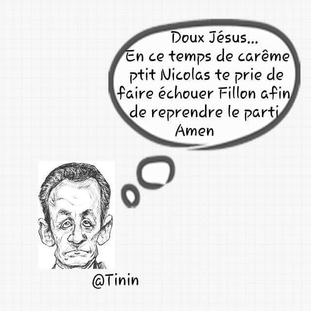 #Sarkozy Une toute petite prière pour dire que le péché est dans le coeur...