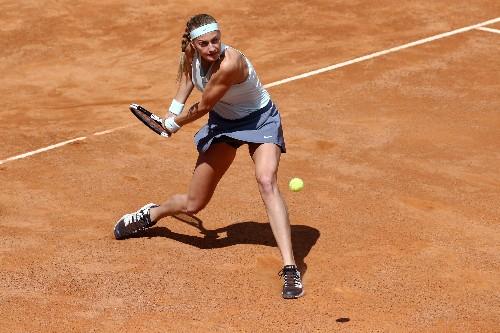 WTA roundup: Putintseva rallies to reach quarters in Germany