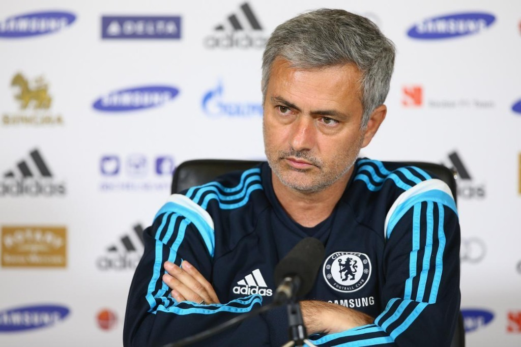 Chelsea Boss Jose Mourinho Right to Be Bullish Ahead of Manchester United Clash