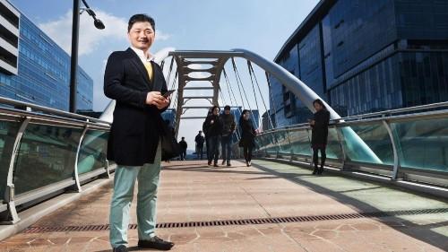 How KakaoTalk's Billionaire Creator Ignited A Global Messaging War