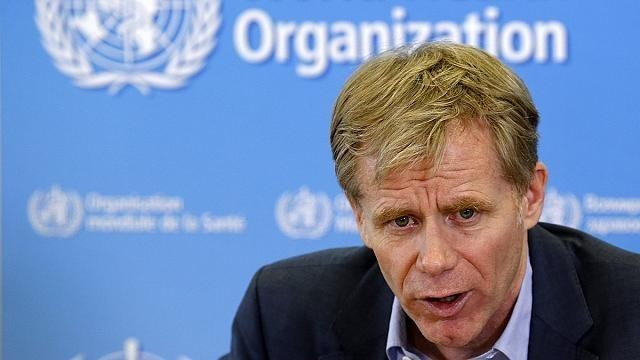 Ebola: WHO announces 'slowing rate of new cases'