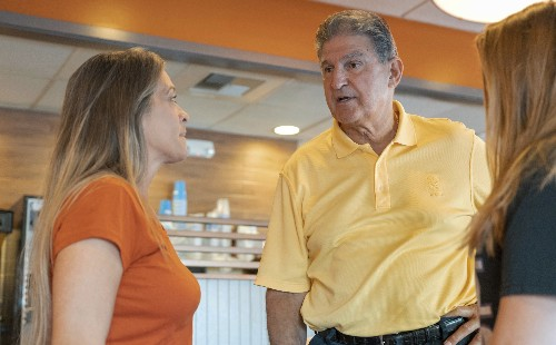 Manchin faces firestorm at home following Kavanaugh vote