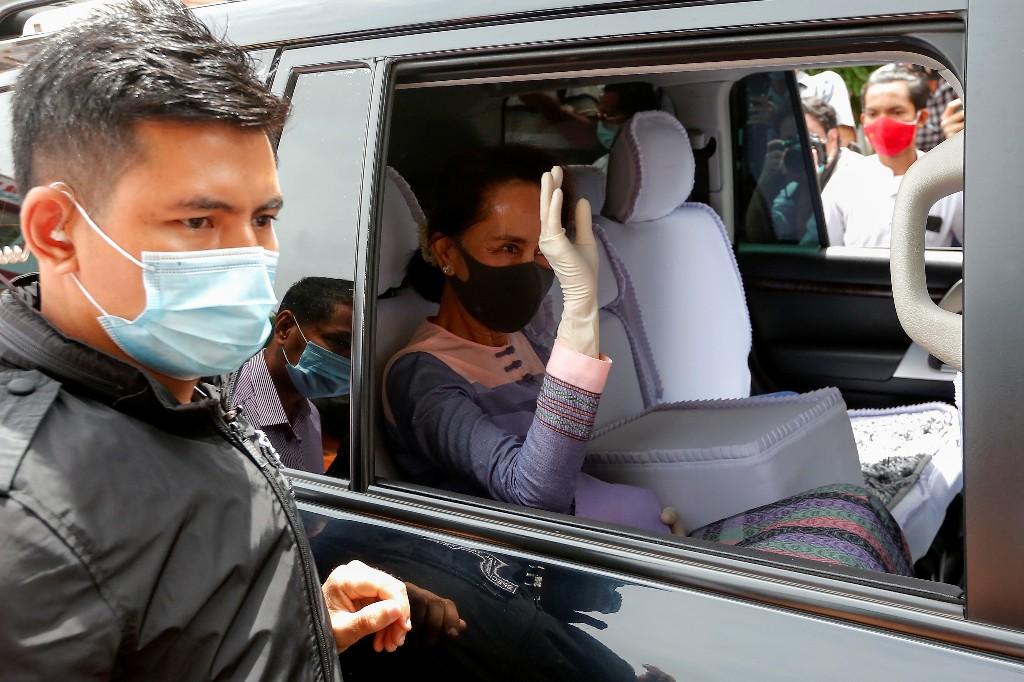 Birmanie: Aung San Suu Kyi confirme briguer un deuxième mandat