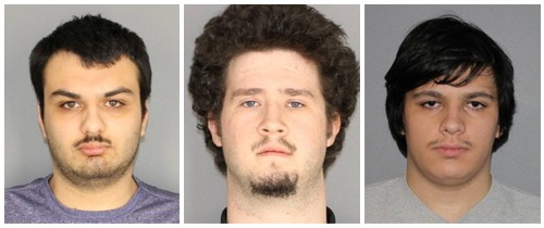 Four charged in bomb plot against Muslim community in New York